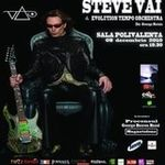 Vrei sa te intalnesti cu Steve Vai la Bucuresti?