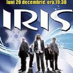 Concert de Craciun Iris la Teatrul National Bucuresti