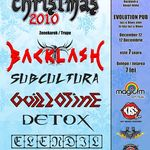 Metal Christmas in club Evolution din Targu Mures