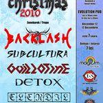 Metal Christmas in club Evolution din Targu Mures