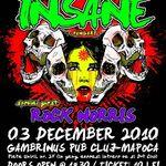 Concert Insane si Rock Norris in Cluj Napoca