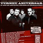 Rebel Fara Puls deschid concertul E.M.I.L. din club Zodiar Galati