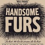 Handsome Furs concerteaza si in Booha Bar din Cluj!