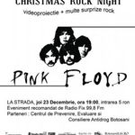 Christmas Rock Night in Restaurant La Strada din Botosani