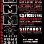 Sepultura, Iced Earth si Volbeat confirmati pentru Graspop 2011