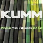 Concert Kumm in club Daos din Timisoara