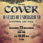 Concert aniversar Cover 10 ani in VHR Pub Targu Mures