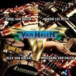 Este oficial. Van Halen inregistreaza un nou album