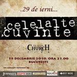 Concertul Celelalte Cuvinte la Bucuresti este sold out