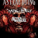 As I Lay Dying anunta un nou turneu