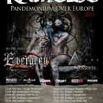 Kamelot si Evergrey pornesc in turneu european
