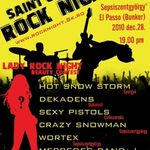 Saint George Rock Night 6 in club Bunker din Sf. Gheorghe