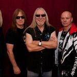 Uriah Heep intra in studio