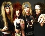 Steel Panther au fost intervievati de Neil Zlozower