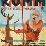 Concert Kumm Marti dupa Craciun la Clubul Taranului