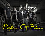 Spot video pentru turneul european Children Of Bodom