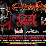 Filmari cu Ozzy Osbourne la Ozzfest Anglia 2010