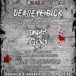 Concert Deadeye Dick si Deliver The God in Hand Bar din Iasi