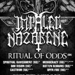 Detalii oficiale despre mini-turneul Impaled Nazarene in Romania