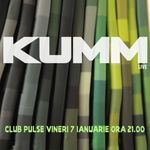Concert Kumm in club Pulse din Constanta