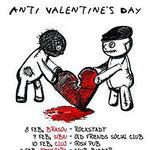 Tapinarii anunta turneul Anti Valentine's Day