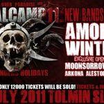 Noi nume confirmate pentru Metal Camp 2011
