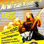 Filmari cu Andreas Kisser in Brazilia