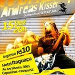 Filmari cu Andreas Kisser in Brazilia