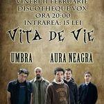 Concert Vita de Vie in Discotheque Vox din Suceava
