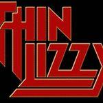 Filmari cu Thin Lizzy in Anglia