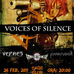 Concert Voices Of Silence, Vepres si multi altii in Cage Club