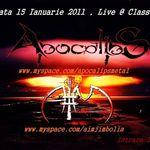 Concert Apocalips in Class Cafe din Sannicolau-Mare