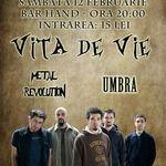 Concert Vita De Vie in Hand Bar din Iasi