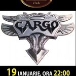 Concert Cargo in Club My Way din Cluj