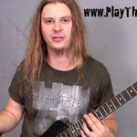 Chitaristul Decapitated ofera lectii de chitara