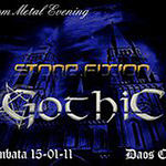 Concert Gothic si Stone Fixion in Club Daos din Timisoara