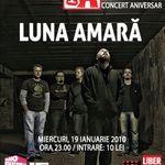 Concert Luna Amara in Club A din Bucuresti