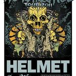 Datele turneului Helmet, Saint Vitus si Crowbar