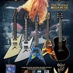 Noia serie Dave Mustaine Signature Guitar (foto)