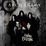 Filmari din studio cu Arch Enemy