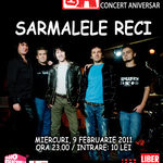 Castiga patru invitatii la Sarmalele Reci! Pe Facebook!