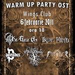 Trupa Paradox (Ro) in concert la Warm OST Party