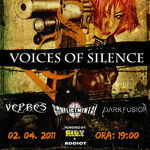Concertul Voices of Silence, Vepres se muta in Wings Club