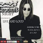 Blizzard of Ozz Night in Master Pub Tudor din Iasi