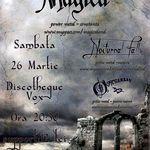 Concert Magica In Club Vox din Suceava