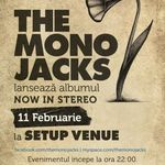 Concert The Mono Jacks in club Setup din Timisoara