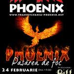 Concert Phoenix la Casa de Cultura a Sindicatelor din Oradea