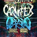 Carnifex in turneu alaturi de Within The Ruins