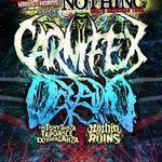 Carnifex in turneu alaturi de Within The Ruins