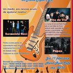 Concert umanitar Vita de Vie, Popas si Sarmalele Reci in Hard Rock Cafe